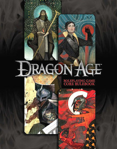 Dragon Age RPG: Core Rulebook (Hardcover)