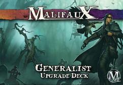 Malifaux: Generalist Upgrade Deck