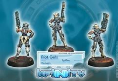 Infinity: Nomads Riot Grrls (Spitfire)