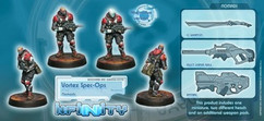 Infinity: Nomads Vortex Spec-Ops