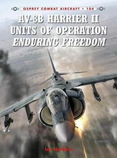 AV-8B Harrier II: Units of Operation Enduring Freedom