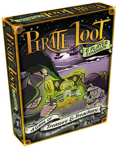Pirate Loot: 6-Player Expansion