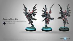 Infinity: Combined Army Fraacta (Boarding Shotgun)