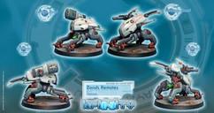 Infinity: Nomads Zonds Remotes