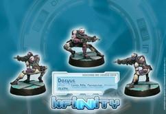 Infinity: ALEPH Dasyus (Combi Rifle)