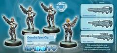 Infinity: ALEPH Chandra Spec-Ops