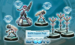 Infinity: ALEPH - Support Pack (6)