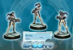 Infinity: ALEPH Asuras (Spitfire)