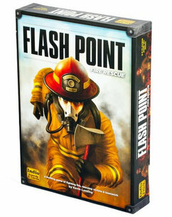 Flash Point Fire Rescue (2nd Edition)
