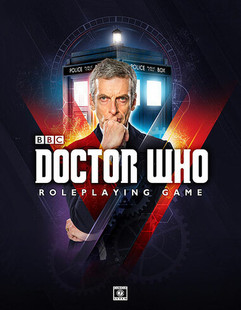 Doctor Who RPG: Core Rules (Hardcover)