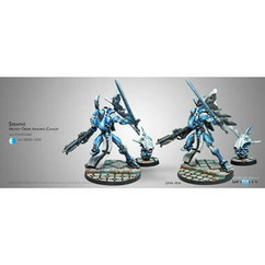 Infinity: PanOceania Seraphs, Military Order Armored Cavalry