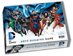 DC Comics Deck Building Game: Core Set