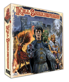 Kill Shakespeare