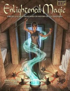 Enlightened Magic RPG (BRP)