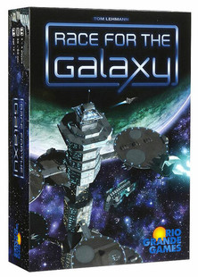 Race for the Galaxy (Revised 2nd Edition)