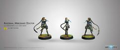 Infinity: Avicenna, Mercenary Doctor