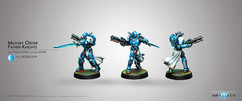 Infinity: PanOceania Military Order Father Knight (Spitfire)