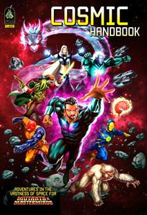 Mutants & Masterminds RPG: Cosmic Handbook