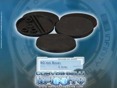 Infinity: Bases 40mm (5)