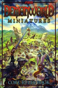 Demonworld Miniatures: Core Rules Book