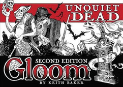 Gloom (2nd Edition): Unquiet Dead