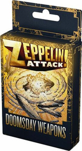 Zeppelin Attack!: Doomsday Weapons Expansion