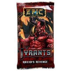 Epic Card Game: Tyrants - Raxxa's Revenge Pack