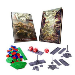 Kings of War 2nd Edition: Deluxe Gamer's Edition (Clearance)