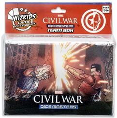 Marvel Dice Masters: Civil War Team Box (Clearance)