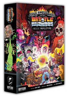 Epic Spell Wars of the Battle Wizards 1: Duel at Mount Skullzfyre