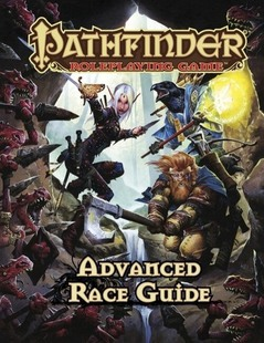 Pathfinder RPG: Advanced Race Guide (Hardcover)