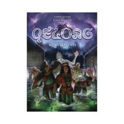 Lamentations of the Flame Princess RPG: Qelong