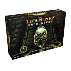Legendary DBG: Encounters - ALIEN Core Set