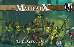 Malifaux: Gremlins - The Bayou Boss