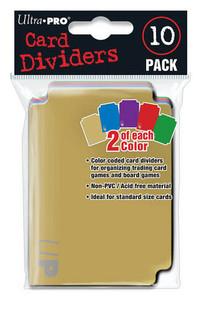 Deck Box Card Dividers