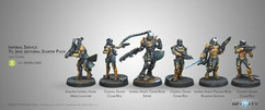 Infinity: Yu Jing - Imperial Service Sectorial Starter Pack (6)