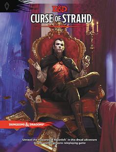 Dungeons & Dragons RPG: Curse of Strahd