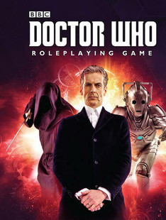 Doctor Who RPG: All of Time and Space Volume 1
