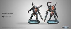 Infinity: Combined Army Xeodron Batroids