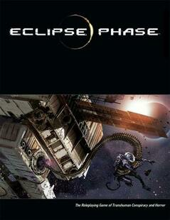 Eclipse Phase RPG: Core Rules Hardcover
