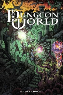 Dungeon World RPG