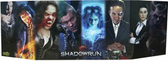 Shadowrun 5th Edition RPG: GM Screen