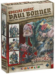 Zombicide Black Plague: Special Guest Box- Paul Bonner