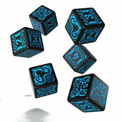 Shadowrun RPG: Spellcaster Dice Set (6ct)