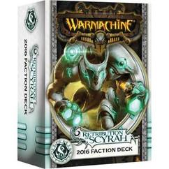 Warmachine: Retribution of Scyrah 2016 Faction Deck (Clearance)