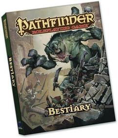Pathfinder RPG: Bestiary (Pocket Edition)