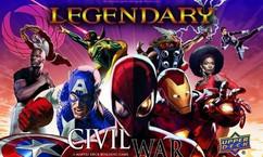 Legendary DBG: Marvel Civil War Expansion