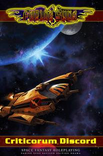 Fading Suns RPG: Criticorum Discord