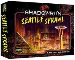 Shadowrun RPG: Seattle Sprawl Box Set