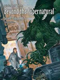 Beyond the Supernatural RPG